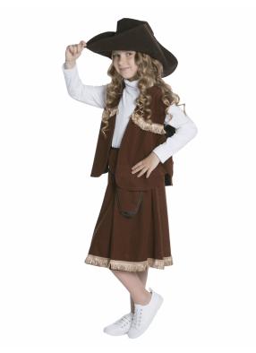 Карнавальный костюм Ковбойка 1 фото