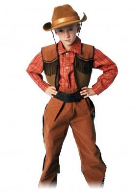 Карнавальный костюм ковбоя