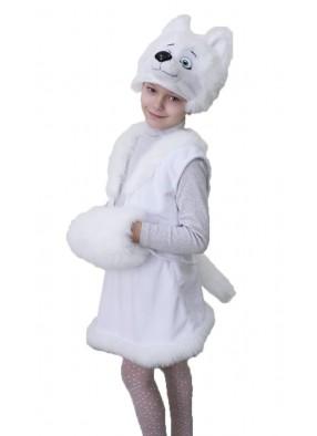 Карнавальный костюм Лайка фото
