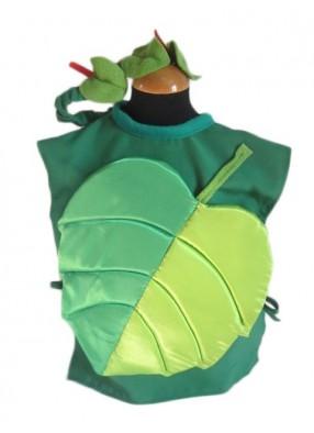 Карнавальный костюм летний листок фото