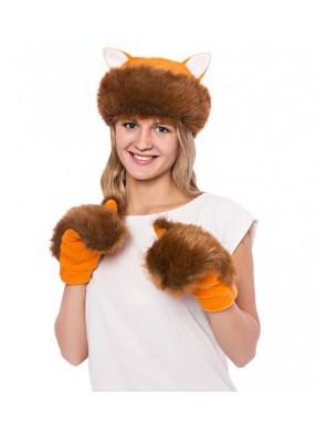 Карнавальный костюм Лисы Мини