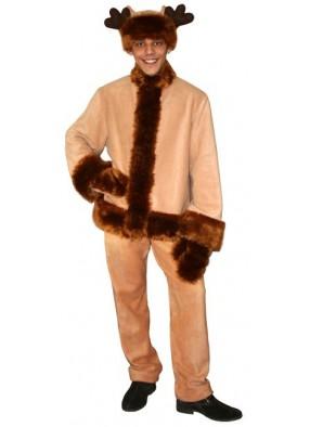 Карнавальный костюм Лось мужской