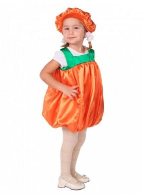 Карнавальный костюм маленькой тыковки