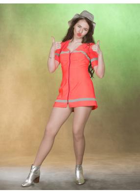 Карнавальный костюм Мечта пожарного 1 фото