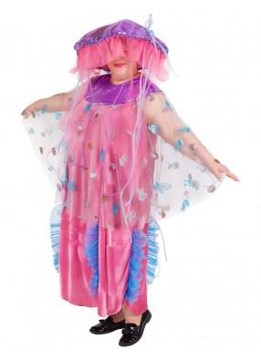Карнавальный костюм медузы для взрослого
