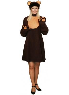 Карнавальный костюм Медведица лесная