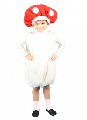 Карнавальный костюм мухомора