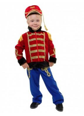 Карнавальный костюм отважного гусара