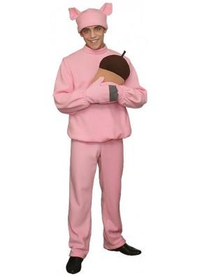 Карнавальный костюм Поросенка взрослый