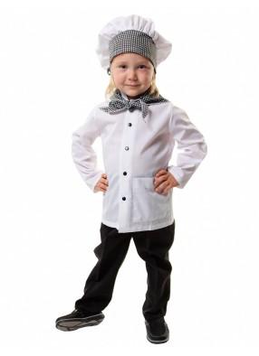 Карнавальный костюм поваренка