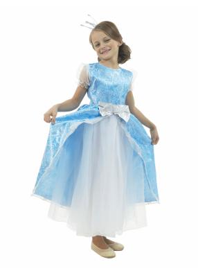 Карнавальный костюм Принцесса Люкс 1 фото
