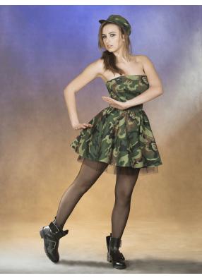 Карнавальный костюм Разведчица 1 фото