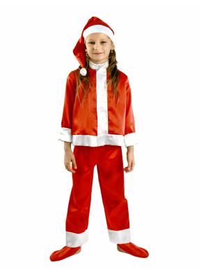 Карнавальный костюм Санта Клаус детский 1 фото