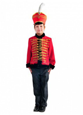Карнавальный костюм смелого гусара