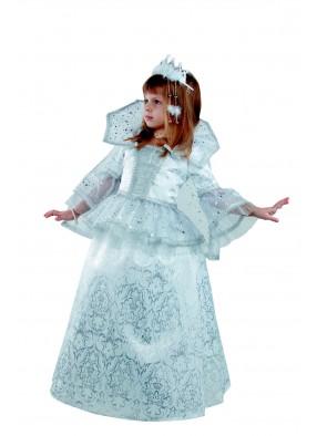 Карнавальный костюм снежной королевы фото