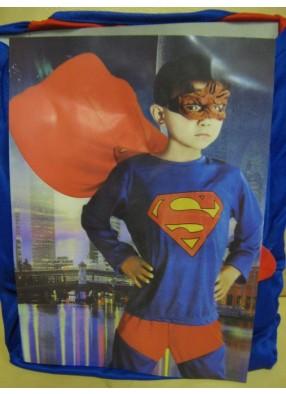 Карнавальный костюм супермена детский