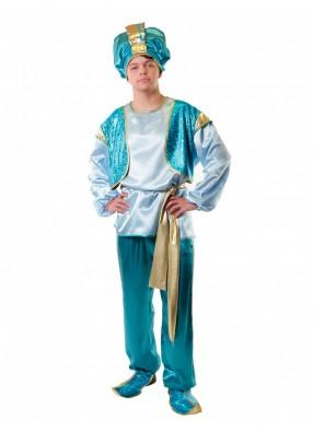 Карнавальный костюм великолепного султана фото