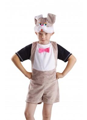 Карнавальный костюм зайчика
