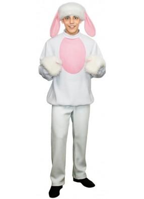 Карнавальный костюм Заяц весельчак