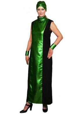 Карнавальный костюм Змея девушке