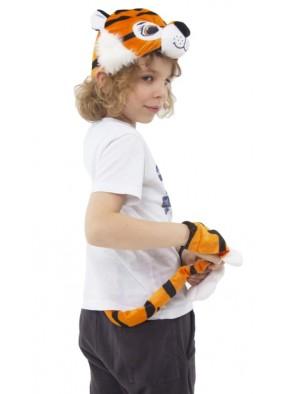 Карнавальный набор тигра для детей