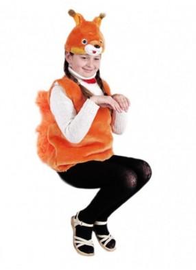 Карнвальный костюм белочки