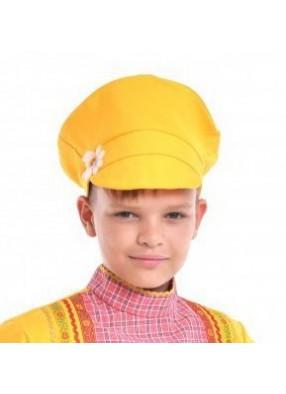 Картуз Желтый