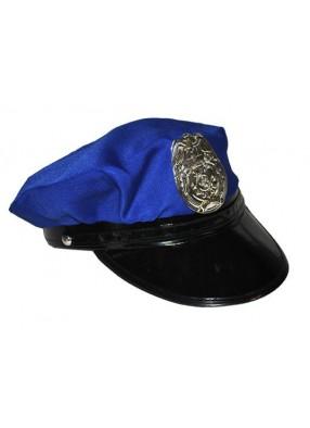 Кепка синяя Полицейская