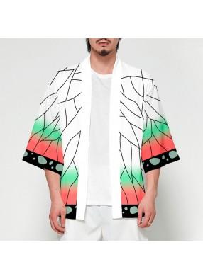 Кимоно-рубашка Наруто бабочка