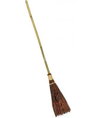 Классическая метла для ведьмы 100 см