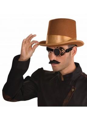 Классическая шляпа в стиле стимпанк