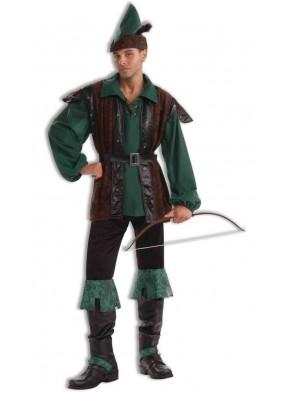 Классический костюм Робин Гуда фото