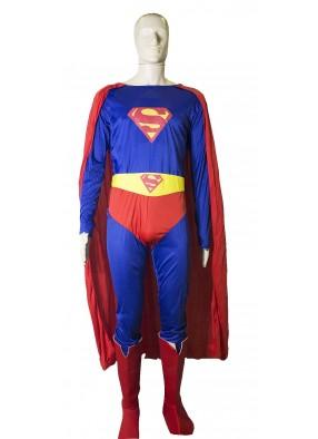 Классический костюм Супермена фото