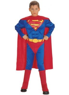 Классический костюм Супермена мальчику