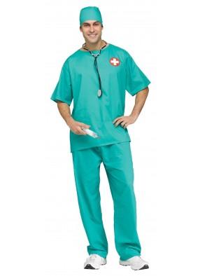 Классический костюм врача фото