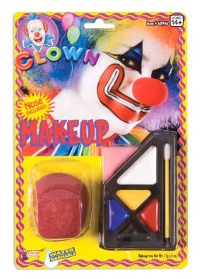 Клоунский грим