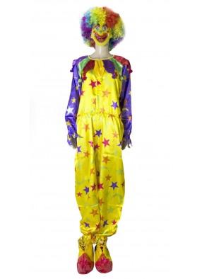 Клоунский костюм для взрослых фото