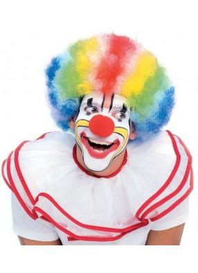 Клоунский парик Мультиколор