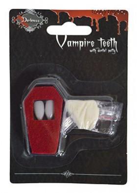 Клыки Вампира с пастой