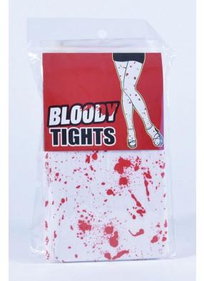 Колготки кровавые