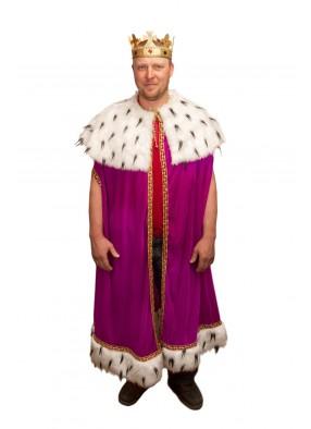 Королевская мантия для мужчины