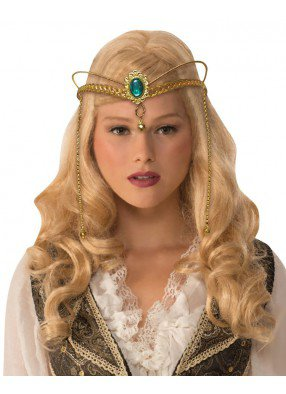 Корона средневековой дамы