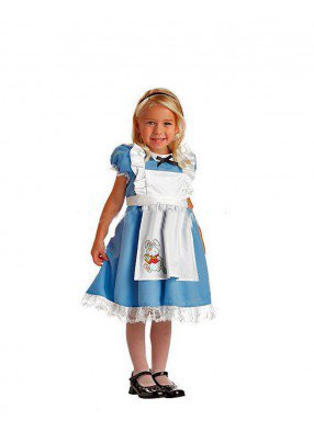 Костюм Алисы в стране Чудес детский