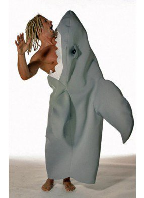 Костюм атакующей акулы
