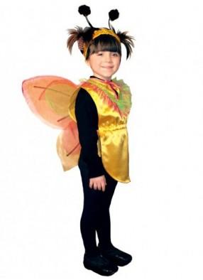 Костюм бабочки малышки