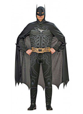 Костюм Бэтмена черный