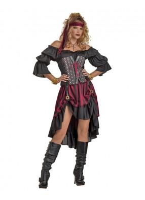 Костюм девки-пиратки