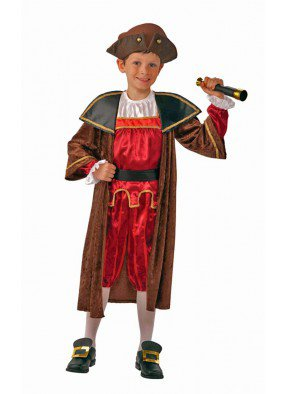 Костюм Христофора Колумба