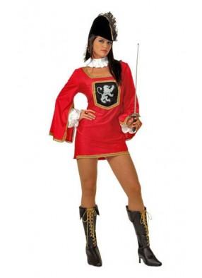Костюм королевы мушкетеров