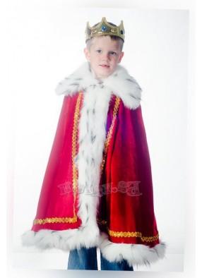 Мантия короля детская